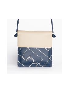 Golla - Square -laukku - BLUE & WHITE   Stockmann