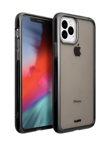 Laut - CRYSTAL-X iPhone 11 Pro Max -suojakuori - Black Crystal - HARMAA | Stockmann