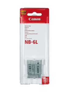 Canon - Canon NB-6L -akku - null | Stockmann