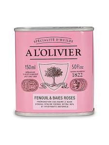 A L'Olivier - Oliiviöljy Extra Vergine Fenkoli Rosepippuri 250ml | Stockmann
