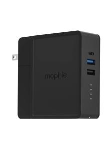 Mophie - Global Powerstation Hub -varavirtalähde (6000mAh, musta) - MUSTA | Stockmann