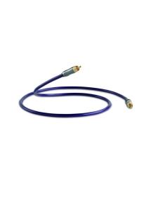 QED - QED Performance Digital Audio Coax, 1m | Stockmann