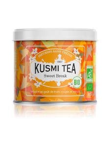 Kusmi Tea - Sweet Break Luomu Irtotee 100g | Stockmann