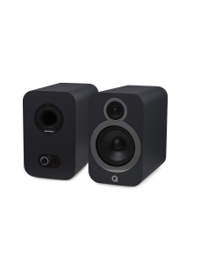 Q Acoustics - Q Acoustics Q3030i hyllykaiutin, harmaa | Stockmann