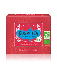 Kusmi Tea - Russian Morning Luomu pussitee 20kpl 40g | Stockmann