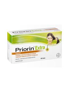 Priorin - PRIORIN EXTRA KAPS 60 KPL - null | Stockmann