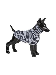 PAIKKA - UV & Bug Shirt - Repeltec for Dogs - ZEBRA | Stockmann