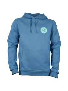 INTO Scandinavian Clothing - Original hoodie grey blue - SINIHARMAA | Stockmann