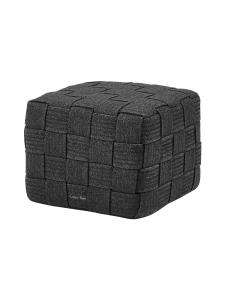 Cane-Line - Cube -rahi 48 x 48 x 39 cm - TUMMA HARMAA   Stockmann
