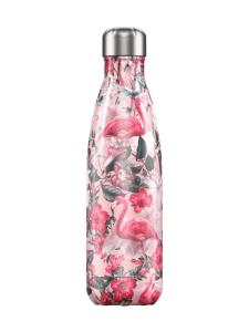 Chilly's - Flamingo -juomapullo 500 ml - MULTICOLOR | Stockmann