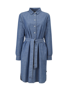Lexington - Isa Denim Shirt Dress - SININEN | Stockmann