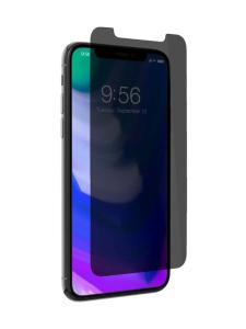 Zagg - InvisibleShield Glass+ Privacy iPhone X -näytönsuoja | Stockmann
