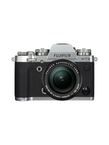 Fujifilm - FujiFilm X-T3 + 18-55mm f/2.8-4mm R OIS Kit - Hopea | Stockmann