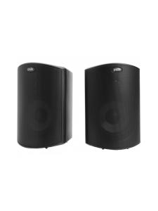 Polk Audio - Polk Audio Atrium4 ulkokaiutinpari, musta | Stockmann
