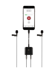 Rode - Rode SC6-L Mobile Interview Kit (iPhone) | Stockmann