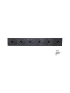 Juurilla Design - Loimu-naulakko, kuusi koukkua - MUSTA | Stockmann