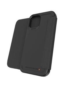 GEAR4 - Wembley Flip iPhone 12/12 Pro -suojakuori - MUSTA | Stockmann