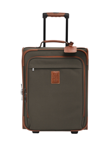 Longchamp - Boxford - Cabin Suitcase - Vetolaukku - BROWN | Stockmann
