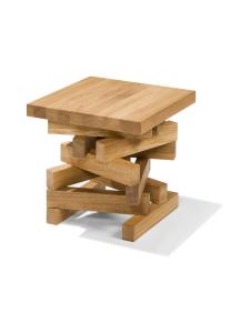 Woodek - Oscar-sivupöytä, tammi | Stockmann
