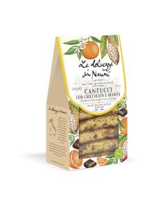 Le Dolcezze di Nanni - Keksi Cantucci Suklaa Appelsiini 200g | Stockmann