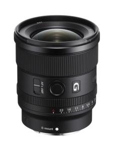 Sony - Sony FE 20mm f/1.8 G + 100e Cashback   Stockmann