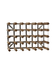 Traditional Wine Rack - Viinipulloteline 30 pulloa Dark Oak - null | Stockmann