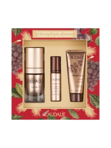 Caudalíe - Premier Cru Absolute Anti-Aging Solution -lahjapakkaus (15ml+10ml+15ml) | Stockmann