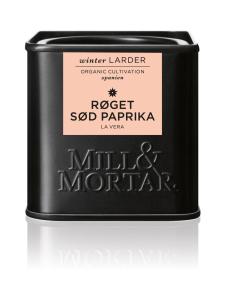 Mill & Mortar - Savustettu Paprika Luomu 50g | Stockmann