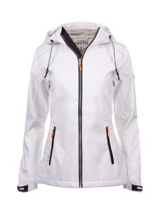 Luoto - LAINE Naisten softshell takki - WHITE | Stockmann