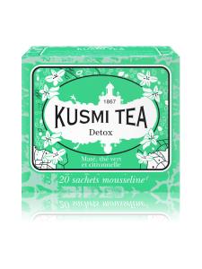 Kusmi Tea - Detox Hyvinvointi Pussitee 20kpl 44g   Stockmann