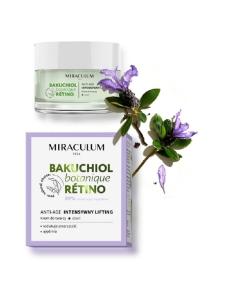 MIRACULUM - BAKUCHIOL Anti-Age Intense Lifting Day Cream -kiinteyttävä päivävoide 50ml | Stockmann