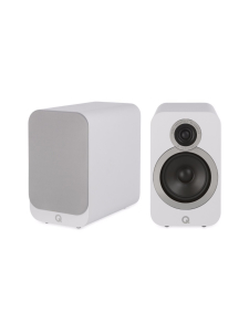 Q Acoustics - Q Acoustics Q3020i hyllykaiutin, valkoinen | Stockmann