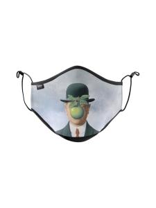 Kowi Kowi - Rene Magritte - Kasvomaski 3kpl   Stockmann
