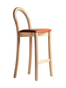 Made by Choice - Goma baarituoli, luonnonvärinen - konjakki nahka - null | Stockmann