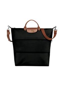 Longchamp - Le Pliage Travel Bag - Laukku (Laajennettava) - BLACK | Stockmann
