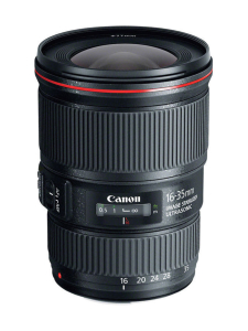 Canon - Canon EF 16-35mm f/4L IS USM objektiivi - null | Stockmann