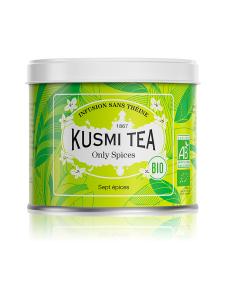 Kusmi Tea - Only Spices Luomu Irtotee 100g | Stockmann