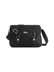 Longchamp - Le Pliage Club Shoulder Bag - Laukku - BLACK | Stockmann
