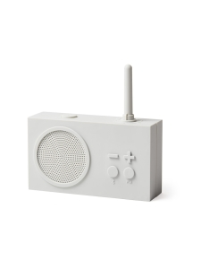 Lexon - TYKHO3 FM-RADIO JA LANGATON KAIUTIN - Lexonin kynä kaupan päälle! - VALKOINEN | Stockmann