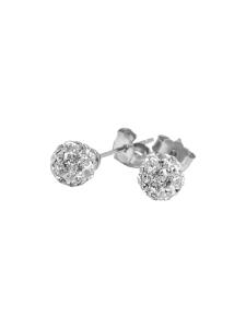 DFJ Collections - Pieni kristallipallo korvakoru - HOPEA   Stockmann