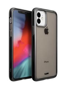 Laut - CRYSTAL-X iPhone 11 -suojakuori - Black Crystal - HARMAA | Stockmann