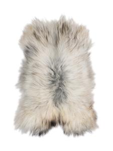 Nordic Swan Living - Islannin pitkäkarvainen lampaantalja - LUONNONHARMAA   Stockmann