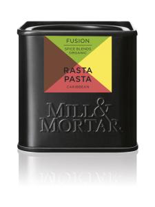Mill & Mortar - Maustesekoitus Rasta Pasta Luomu 55g | Stockmann