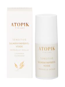 ATOPIK - ATOPIK Sensitive Rauhoittava Silmänympärysvoide 15 ml | Stockmann