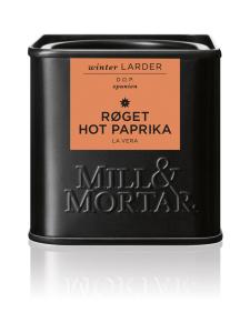 Mill & Mortar - Savustettu Paprika Hot 50g | Stockmann