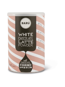 Barú - Juomajauhe Valkosuklaa Latte 250g | Stockmann