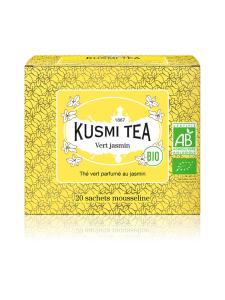 Kusmi Tea - Green Jasmine Luomu Pussitee 20kpl 40g | Stockmann