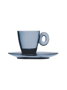 Mepra - Policarbonato-espressokuppi ja aluslautanen - SAPHIR | Stockmann