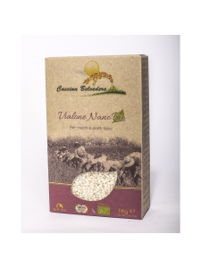 Cascina Belvedere - Risottoriisi Vialone Nano Luomu 1kg | Stockmann