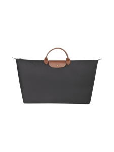 Longchamp - Le Pliage Travel Bag XL -Laukku - GUN METAL | Stockmann